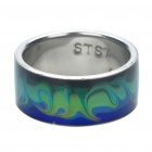 Fashion Color Changing Ring