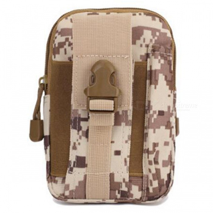 1000D Tactical Bag, Molle Oxford Waist Belt Bag - Marpat DesertForm  ColorMarpat DesertBrandOthers,Others,N/AModelN/AQuantity1 pieceMaterial1000D Nylon oxfordTypeHiking &amp; CampingGear Capacity1 LCapacity Range0L~20LRaincover includedNoBest UseRunning,Climbing,Family &amp; car camping,Mountaineering,Travel,CyclingPacking List1 x Bag<br>