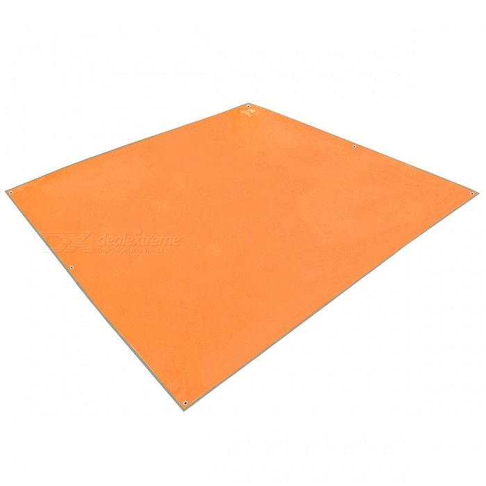 AOTU 215 x 215cm Camping Mat - OrangeSleeping Pad<br>Form  ColorOrangeQuantity1 pieceMaterialOxford ClothBest UseFamily &amp; car camping,Camping,TravelSleeping Pad TypeOthers,N/ASleeping Pad ShapeOthers,SquarePacking List1 x Camping Mat1 x Storage Bag<br>