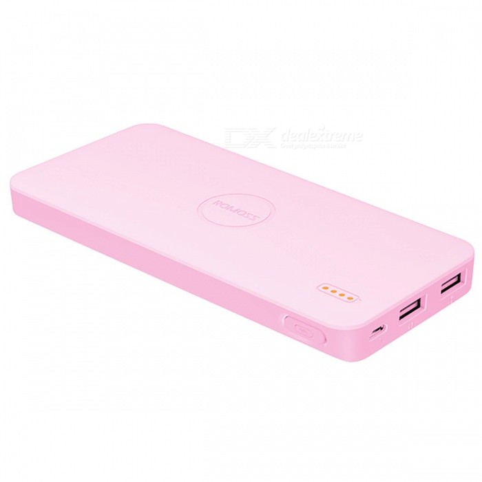 ROMOSS Polymos10 Air 10000mAh Power Bank-rosarot