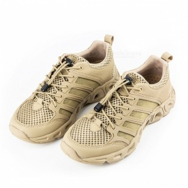 Outdoor Sports Camping Shoes for Men - Tan (#40)