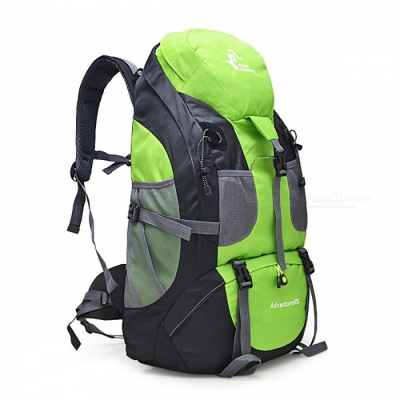 50L Outdoor Camping Bag Backpack - Green