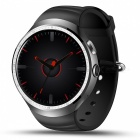 Android 5.1 MTK6580 1GB 16GB Smart Watch with Camera - Silver
