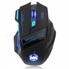 Adjustable 2400DPI Optical Wireless Gaming Mouse for Pro Gamer