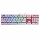 Motospeed CK104 RGB Retroiluminada Mecánica USB Azul Switch Gaming Teclado