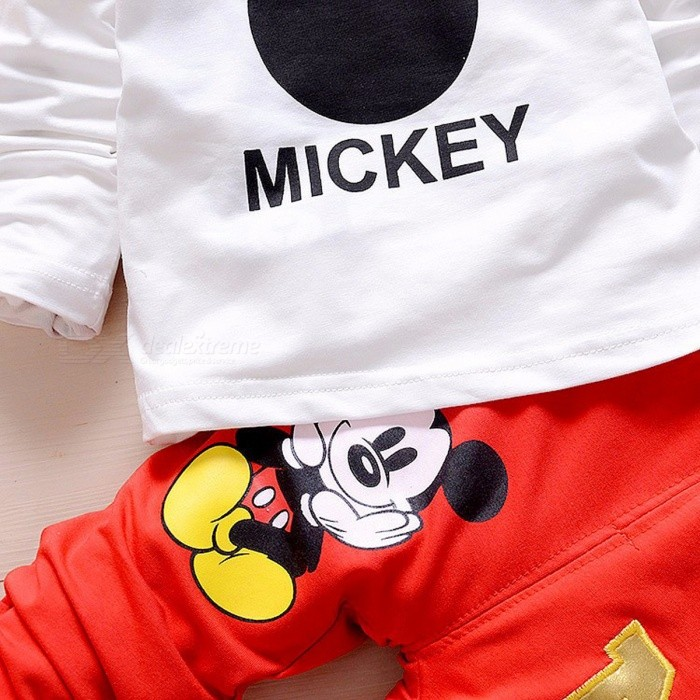 Autumn Baby Girls Boys Clothes Sets Cute Infant Red 13