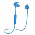 QCY QY19 Bluetooth 4.1 Wireless Sports Stereo Earphones w/ MIC - Blue