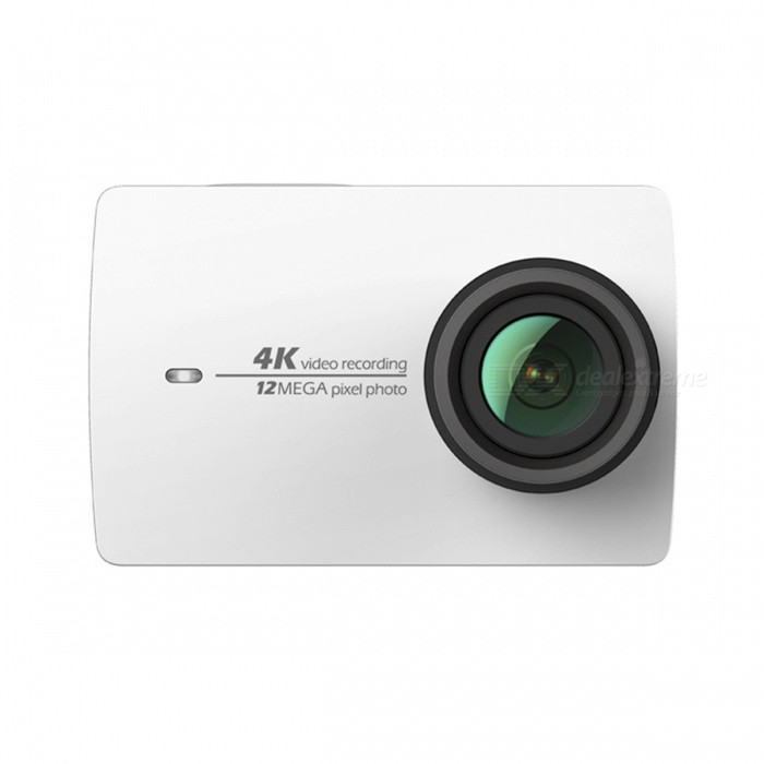 International Version Xiaomi XiaoYi II 4K 2.19ampquot Action Camera Kit
