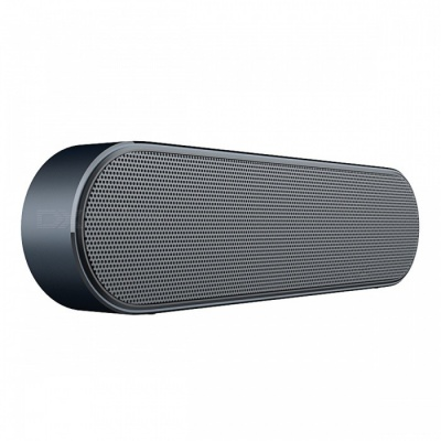 QCY B900 Bluetooth Speaker Metal Wireless Portable with MIC - Gray