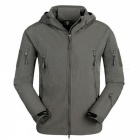 Waterproof Soft Shell Tactical Jacket - Grey