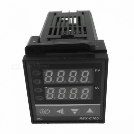 REX-C100 Digital PID Temperature Control Controller Thermostat