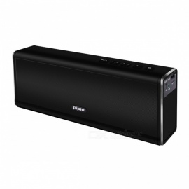 S5 Portable HIFI Wireless Stereo Bluetooth Speaker Hands Free - Gold