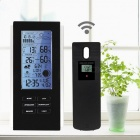 LED Digital Wireless Weather Station Thermometer