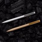 Original Xiaomi Mijia Schild Pen mit 1Pc Pen Refill-golden