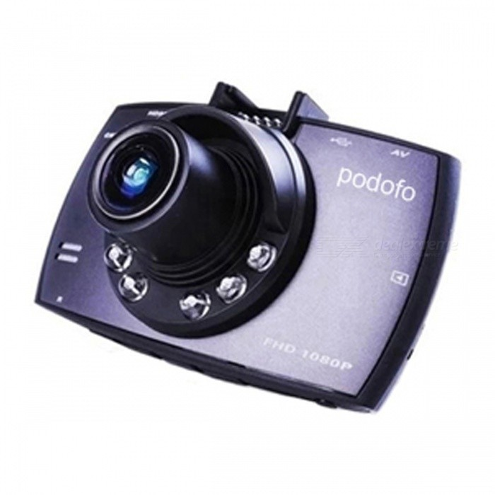 Car DVR Camera G30 Full HD 1080P 140 Degree Dash Cam - Silver/16GB TFCar DVRs<br>Form  ColorSilver - With 16GB CardModel-Quantity1 setMaterialABSChipsetOthers,-Other FeaturesOthers,-Wide Angle120°-149°Camera Lens1Image SensorCMOSCamera Pixel5.0MPWide Angle140°Screen TypeOthers,2.7 LTPS 16:9Screen Size2.7 inchesVideo FormatAVIVideo ResolutionOthers,1920*1080; 1280*720; 848*480; 640*480Still Image ResolutionOthers,-MicrophoneYesMotion DetectionYesAuto-Power OnYesLED Qty6IR Night VisionYesG-sensorYesLoop RecordOthersDelay ShutdownYesTime StampYesMax. Capacity32GBStorage ExpansionTFAV InterfaceMini HDMI,OthersData interfaceMini USBWorking Voltage   5 VMenu LanguageOthers,Portuguese / English / Russian / simplified / traditional Chinese / Japanese / French / Spanish / German /ItalianPacking List1 x Car DVR Camera1 x Bracket                            1 x Car Charger1 x USB Cable1 x User Manual<br>