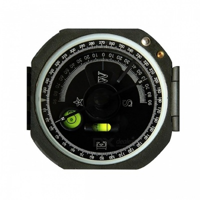 Professional Lightweight Military Compass - Green