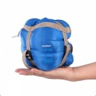 Mini Ultralight Multifunctional Envelope Folding Sleeping Bag - Blue