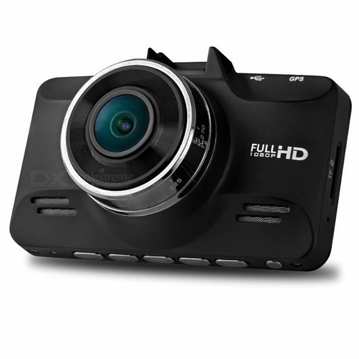 64GB 2.7 Full HD GS98C Ambarella A7 LA70 Car DVR Video RecorderCar DVRs<br>Form  ColorWithout GPS - 64GBModelGS98CQuantity1 setMaterialABSChipsetAmbarellaOther FeaturesOthers,N/AWide Angle120°-149°Camera Lens1Image SensorCMOSImage Sensor SizeOthers,1/3Camera Pixel5.0MPWide Angle120°Screen TypeTFTScreen Size2.7 inchesVideo FormatMP4Decode FormatMPEG-4Video OutputHDMIVideo ResolutionOthers,2560*1080 30fps/2304*1296 30fps/1920*1080 60fps/1920*1080 30fps/HDR1920*1080 30fps/1280*720pImagesJPGStill Image ResolutionOthers,13M(4800*2700) 9M(4000*2250) 4M(2688*1512)MicrophoneYesMotion DetectionYesAuto-Power OnYesG-sensorYesLoop RecordOthers,YesDelay ShutdownYesBuilt-in Memory / RAMOthers,64GBMax. Capacity64GBStorage ExpansionTFAV InterfaceAV-out,Mini HDMIData interfaceMicro USBWorking Voltage   12-24 VBattery Capacity180 mAhMenu LanguageOthers,English /Russian/Simplified Chinese/Traditional ChinesePacking List1 x Car DVR<br>