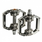 MTB Ultralight Bike Bicycle Pedals - Silver (A Style)