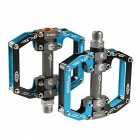 MTB Ultralight Bike Bicycle Pedals - Blue (A Style)