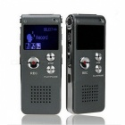 8GB Mini USB Flash, Digital MP3 Player, Voice Recorder Dictaphone