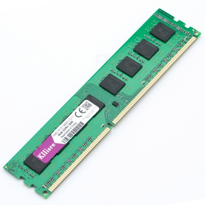 DDR3 8GB 1600MHz Desktop RAM Memory 240Pin 1.5V for IntelForm  Color8GB 1600 For IntelQuantity1 DX.PCM.Model.AttributeModel.UnitMaterialPCBPacking List1 x DDR3 8GB 1600MHz Desktop RAM for Intel<br>