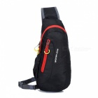 Waterproof Sport Bag for Outdoor Travel Camping - Black