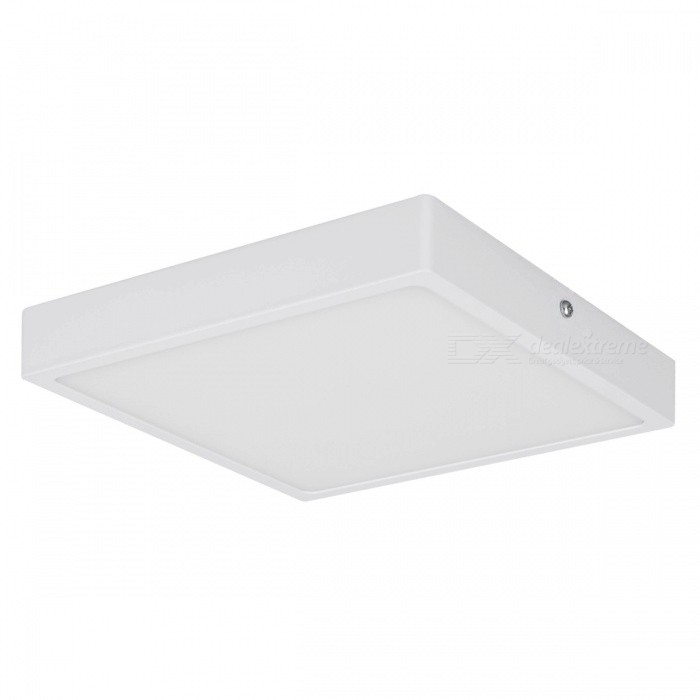 8W 760lm 3000K LED Warm White Square Panel Light (AC 85~265V)Ceiling Light<br>Form  ColorWhiteColor BINCold White?32W)Quantity1 DX.PCM.Model.AttributeModel.UnitMaterialAluminumPowerOthers,8WRated VoltageAC 85-265 DX.PCM.Model.AttributeModel.UnitChip BrandEpistarEmitter TypeLEDTotal Emitters1Actual Lumens760 DX.PCM.Model.AttributeModel.UnitColor Temperature12000K,Others,3000KDimmableNoBeam Angle360 DX.PCM.Model.AttributeModel.UnitExternal Diameter88 DX.PCM.Model.AttributeModel.UnitHole diameter88 DX.PCM.Model.AttributeModel.UnitHeight26.2 DX.PCM.Model.AttributeModel.UnitPacking List1 x Led Panel Light1 x Base4 x Screws2 x Plastic expansion pipes<br>