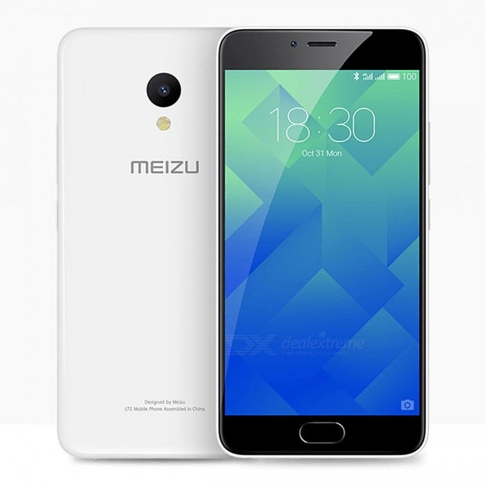 Meizu M5 Android 6.0 4G Phone w/ 2GB RAM 16GB ROM - White (M611A)Android Phones<br>Form  ColorWhite (M611A)RAM2GBROM16GBBrandMEIZUModelM5 (M611A)Quantity1 DX.PCM.Model.AttributeModel.UnitMaterialMetalShade Of ColorWhiteTypeBrand NewPower AdapterUS PlugHousing Case MaterialMetalNetwork Type2G,3G,4GBand Details2G GSM:850/900/1800/1900MHz;  3G WCDMA:850/900/1900/2100MHz;  4G FDD LTE:1800/2100/2600MHz(B1/B3/B7);  TDD LTE:B38/B39/B40/B41;Data TransferGPRSWLAN Wi-Fi 802.11 a,b,g,nSIM Card TypeMicro SIMSIM Card Quantity2Network StandbyDual Network StandbyGPSYes,A-GPSInfrared PortYesBluetooth VersionBluetooth V4.0Operating SystemOthers,Flyme5.2.10.1G (Base Android 6.0)CPU ProcessorMTK 6750 Octa Core Up to 1.5GHzCPU Core QuantityOcta-CoreGPUMali T860LanguageEnglish Spanish Portuguese Slovak etc.Available MemoryN/AMemory CardTFMax. Expansion Supported128GBSize Range5.0~5.4 inchesTouch Screen TypeCapacitive ScreenScreen Resolution1280*720Multitouch10Screen Size ( inches)Others,5.2 inchCamera Pixel13.0MPFront Camera Pixels5.0 DX.PCM.Model.AttributeModel.UnitFlashYesTouch FocusYesTalk Time6 DX.PCM.Model.AttributeModel.UnitStandby Time100 DX.PCM.Model.AttributeModel.UnitBattery Capacity3070 DX.PCM.Model.AttributeModel.UnitfeaturesWi-Fi,GPS,BluetoothSensorG-sensor,Others,Electronic Compass  Light sensorWaterproof LevelIPX0 (Not Protected)I/O InterfaceMicro USB,3.5mmFormat SupportedMP3, WAV,3GP, MP4, AVI,etcReference Websites== Will this mobile phone work with a certain mobile carrier of yours? ==Packing List1 x Cell phone1 x Charger1 x Micro USB Cable1 x Battery (Built-in)1 x User Manual (Chinese)<br>