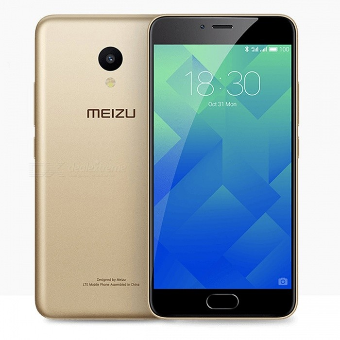 Meizu M5 Android 6.0 4G Phone w/ 2GB RAM 16GB ROM - Gold (M611A)Android Phones<br>Form  ColorWhite ( ( M611A )RAM2GBROM16GBBrandMEIZUModelM5 (M611A )Quantity1 pieceMaterialMetalShade Of ColorGoldTypeBrand NewPower AdapterUS PlugHousing Case MaterialMetalNetwork Type2G,3G,4GBand Details2G GSM:850/900/1800/1900MHz;  3G WCDMA:850/900/1900/2100MHz;  4G FDD LTE:1800/2100/2600MHz(B1/B3/B7);  TDD LTE:B38/B39/B40/B41;Data TransferGPRSWLAN Wi-Fi 802.11 a,b,g,nSIM Card TypeMicro SIMSIM Card Quantity2Network StandbyDual Network StandbyGPSYes,A-GPSInfrared PortYesBluetooth VersionBluetooth V4.0Operating SystemOthers,Flyme5.2.10.1G (Base Android 6.0)CPU ProcessorMTK 6750 Octa Core Up to 1.5GHzCPU Core QuantityOcta-CoreGPUMali T860LanguageEnglish Spanish Portuguese Slovak etc.Available MemoryN/AMemory CardTFMax. Expansion Supported128GBSize Range5.0~5.4 inchesTouch Screen TypeCapacitive ScreenScreen Resolution1280*720Multitouch10Screen Size ( inches)Others,5.2 inchCamera Pixel13.0MPFront Camera Pixels5.0 MPFlashYesTouch FocusYesTalk Time6 hoursStandby Time100 hoursBattery Capacity3070 mAhfeaturesWi-Fi,GPS,BluetoothSensorG-sensor,Others,Electronic Compass  Light sensorWaterproof LevelIPX0 (Not Protected)I/O InterfaceMicro USB,3.5mmFormat SupportedMP3, WAV,3GP, MP4, AVI,etcReference Websites== Will this mobile phone work with a certain mobile carrier of yours? ==Packing List1 x Cell phone1 x Charger1 x Micro USB Cable1 x Battery (Built-in)1 x User Manual (Chinese)<br>