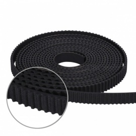 Width 6mm GT2 Belt for 3D Printer GT2 Pulley A604 (10 Meter)