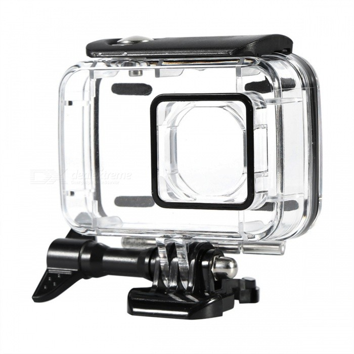 1551583e99e07c 45m Waterproof Diving Housing Case with Base for YI 4K Sport Camera - Free  shipping - DealExtreme