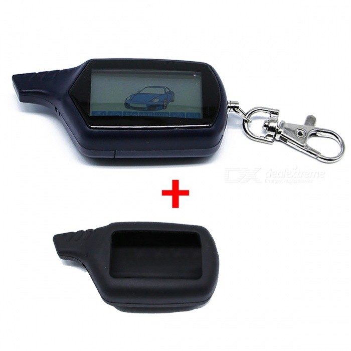 B9 Starline LCD Remote Controller for Two-Way Car Alarm Starline B9Car Alarm Systems<br>Form  ColorBlackModel-Quantity1 DX.PCM.Model.AttributeModel.UnitMaterialPlasticTransmit Frequency- DX.PCM.Model.AttributeModel.UnitTransmit Current- DX.PCM.Model.AttributeModel.UnitSpeaker Power- DX.PCM.Model.AttributeModel.UnitAlarm Volume- DX.PCM.Model.AttributeModel.UnitWorking Voltage   - DX.PCM.Model.AttributeModel.UnitRemote Control Range- DX.PCM.Model.AttributeModel.UnitPacking List1 x B9 Twage Remote Controller<br>