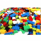 500st DIY Creative City Building Bricks Set Toy