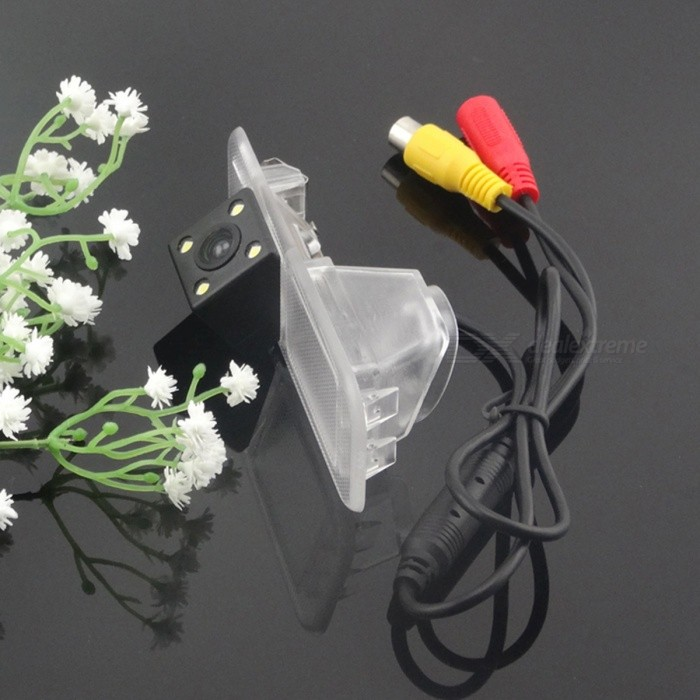 Mini Waterproof CCD Car Rear View Reverse Backup Parking ...