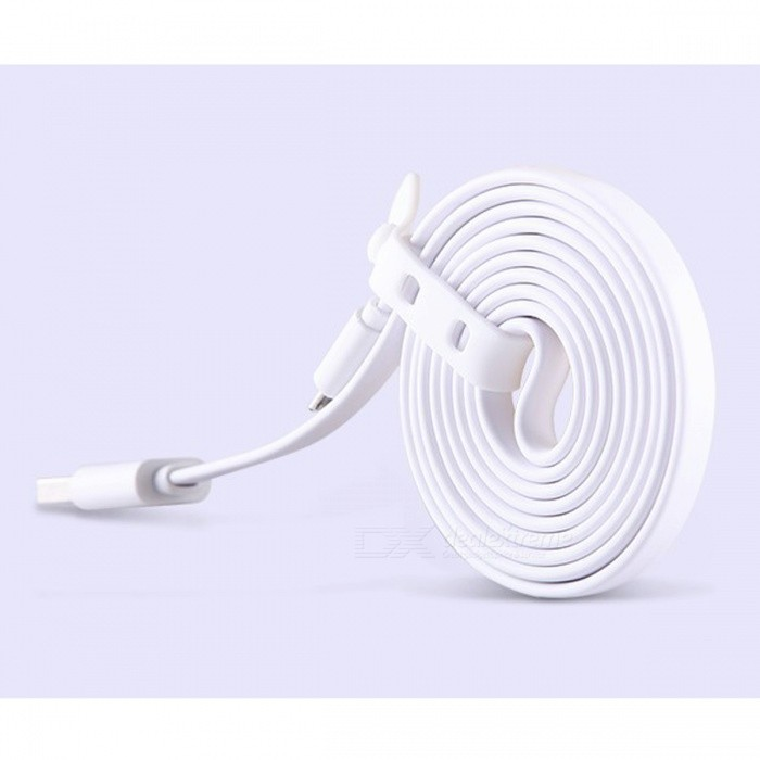 Nillkin Micro USB Fast Charge Data Charging Cable - White (120cm)Cables<br>Form  ColorWhiteMaterialABSQuantity1 DX.PCM.Model.AttributeModel.UnitCompatible ModelsUniversalCable Length120 DX.PCM.Model.AttributeModel.UnitConnectorMicro USBPacking List1 x Cable<br>