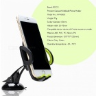 Rock Car Adjustable 360 Rotatable Phone Holder Stand - Green