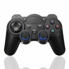 2.4GHz Wireless Gamepad Game Controller Joystick - Black