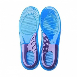 US6-9 Orthotic Running Shoe Insoles Gel Insert Pad for Women