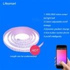 2M RGB LED Light Strip with Wireless Control by APP