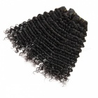 1 Bundle 100% Remy Human Hair Extension Weave - Natural Color (12Inch)