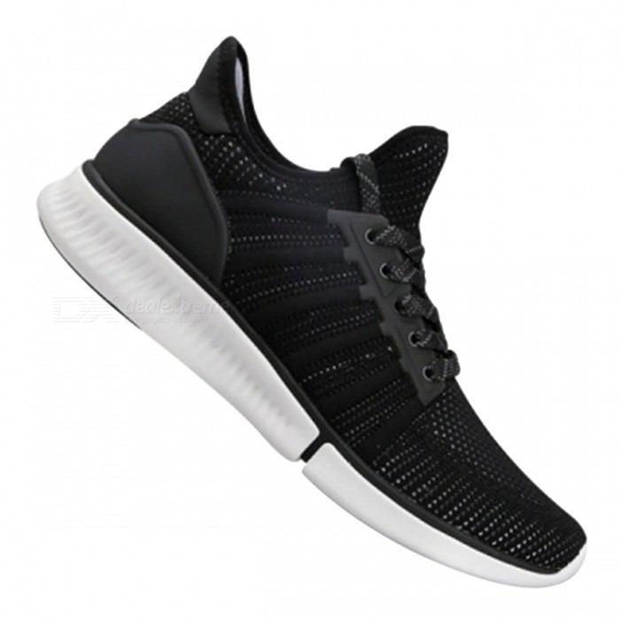 Xiaomi Smart Chip Running Pedometer Shoes - Black 39 (EU)Shoes<br>Form  ColorBlackEUR Size39ModelR3REQuantity1 setShade Of ColorBlackMaterialKnitting RubberStyleFashionFoot Length- cmFoot Girth- cmHeel Height- cmPacking List1 x Pair of Shoes1 x Intelligent Chip1 x Chinese User Manual<br>