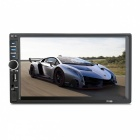 2 Din General Car 7'' LCD Touch Screen Bluetooth Car Radio Audio MP5 Player Support Rearview Camera
