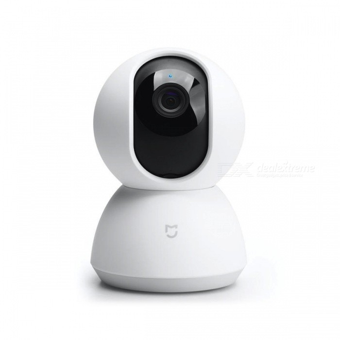 Original Xiaomi Mijia Smart Camera 720P Webcam IP Camera w/ Wi-Fi / Night Vision - EU PlugIP Cameras<br>Form  ColorWhitePower AdapterEU PlugMaterialPlasticQuantity1 DX.PCM.Model.AttributeModel.UnitImage SensorCMOSViewing Angle90~120 DX.PCM.Model.AttributeModel.UnitPicture Resolution720PNight VisionYesWireless / WiFi802.11 b / g / nNetwork ProtocolTCP,IP,HTTP,DHCPSupported BrowserOthers,UniversalOnline Visitor-Mobile Phone PlatformAndroid,iOS,Others,Android 4.0 or iOS 7.0 and aboveFree DDNSYesBuilt-in Memory / RAMNoLocal MemoryYesMemory CardMicro SDMax. Memory Supported32GBRotation Angle360ZoomyesSupported LanguagesEnglishRate Voltage5VRated Current2 DX.PCM.Model.AttributeModel.UnitIntercom FunctionYesPacking List1 x Xiaomi Mijia Smart Camera1 x Power Adapter1 x Manual<br>