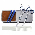 6 Inches Beauty Salon Cutting Tool Barber Shop Hairdressing Scissors
