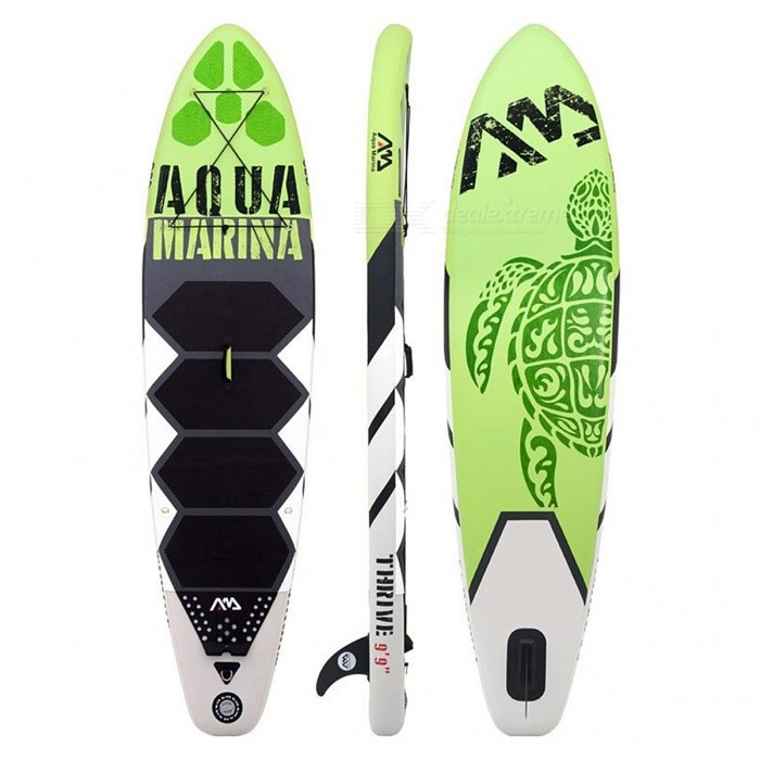 300*75*15cm 10 Feet Inflatable Surf Board Surfboard with Pedal (Set B)Form  ColorSet BQuantity1 DX.PCM.Model.AttributeModel.UnitMaterialOtherGenderUnisexOther Featureshttp://www.aliexpress.com/item/300-75-10cm-AQUA-MARINA-10-feet-THRIVE-with-pedal-inflatable-sup-board-stand-up-paddle/32792926754.html?spm=2114.search0104.3.124.qdOCX8&amp;ws_ab_test=searchweb0_0,searchweb201602_2_10152_10065_10151_10068_10344_10342_10343_10340_10341_10307_10060_10155_10154_10056_10055_10054_10059_10534_10533_10532_100031_10099_10338_10339_10103_10102_5590020_10052_10053_10142_10107_10050_10051_10084_10083_5370020_10080_10082_10081_10110_10111_10112_10113_10114_10179_10312_10313_10314_10078_10079_10073,searchweb201603_30,ppcSwitch_5&amp;btsid=0556cc34-b94f-4a72-ba90-1fef87f67770&amp;algo_expid=8718aead-1fa7-4575-9527-f83445c992e2-14&amp;algo_pvid=8718aead-1fa7-4575-9527-f83445c992e2Packing List1 x Board1 x Pump1 x Carry bag1 x Fin1 x Regular Aluminium Sup Paddle<br>