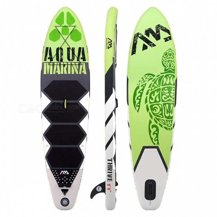 300*75*15cm 10 Feet Inflatable Surf Board Surfboard with Pedal (Set D)Form  ColorSet DQuantity1 DX.PCM.Model.AttributeModel.UnitMaterialOtherGenderUnisexOther Featureshttp://www.aliexpress.com/item/300-75-10cm-AQUA-MARINA-10-feet-THRIVE-with-pedal-inflatable-sup-board-stand-up-paddle/32792926754.html?spm=2114.search0104.3.124.qdOCX8&amp;ws_ab_test=searchweb0_0,searchweb201602_2_10152_10065_10151_10068_10344_10342_10343_10340_10341_10307_10060_10155_10154_10056_10055_10054_10059_10534_10533_10532_100031_10099_10338_10339_10103_10102_5590020_10052_10053_10142_10107_10050_10051_10084_10083_5370020_10080_10082_10081_10110_10111_10112_10113_10114_10179_10312_10313_10314_10078_10079_10073,searchweb201603_30,ppcSwitch_5&amp;btsid=0556cc34-b94f-4a72-ba90-1fef87f67770&amp;algo_expid=8718aead-1fa7-4575-9527-f83445c992e2-14&amp;algo_pvid=8718aead-1fa7-4575-9527-f83445c992e2Packing List1 x Board1 x Pump1 x Carry bag1 x Fin1 x Regular Aluminium Sup Paddle1 x Leash1 x Seat<br>