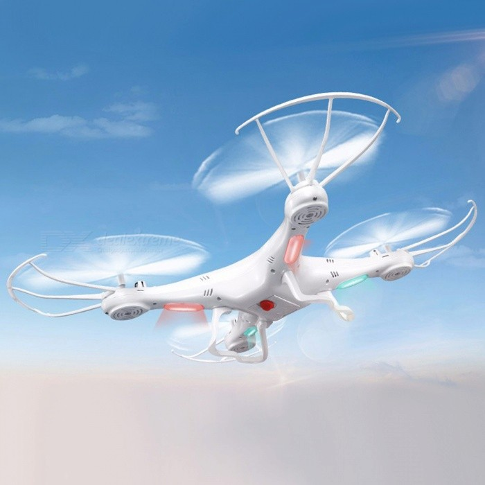 Syma X5A-1 (Not X5A) 2.4G 4CH RC Helicopter Quadcopter Drone with 360 Degree 3D Rolling, Headless FunctionR/C Airplanes&amp;Quadcopters<br>Form  ColorWhiteModelX5A-1MaterialPlasticQuantity1 DX.PCM.Model.AttributeModel.UnitShade Of ColorWhiteGyroscopeYesChannels Quanlity4 DX.PCM.Model.AttributeModel.UnitFunctionOthers,Up/down, left/right sideward fight, forward/backward, turn left/right, 360-degree 3D Rolling, headless function.Remote TypeRadio ControlRemote control frequency2.4GHzRemote Control Range50-100 DX.PCM.Model.AttributeModel.UnitSuitable Age 12-15 years,Grown upsCameraNoLamp YesBattery TypeLi-ion batteryBattery Capacity300 DX.PCM.Model.AttributeModel.UnitCharging Time90-100 DX.PCM.Model.AttributeModel.UnitWorking Timeabout 8 DX.PCM.Model.AttributeModel.UnitRemote Controller Battery TypeAARemote Controller Battery Number4 * AA battery (not included)Remote Control TypeWirelessModelMode 2 (Left Throttle Hand)Packing List1 x RC Drone1 x Remote Control1 x Battery1 x USB Cable1 x Manual<br>