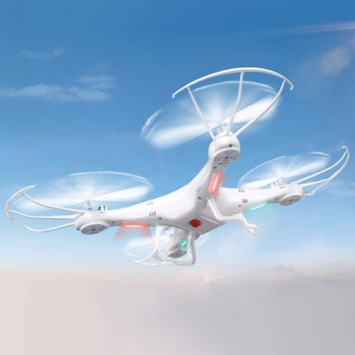 Syma X5A-1 (Not X5A) 2.4G 4CH RC Helicopter Quadcopter Drone with 360 Degree 3D Rolling, Headless Function