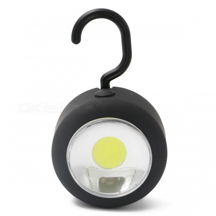 Pocket-Size Mini Portable Waterproof Lightweight LED Lantern Flashlight - BlackLED Nightlights<br>Form  ColorBlackMaterialAluminumQuantity1 DX.PCM.Model.AttributeModel.UnitPowerOthers,-Rated VoltageOthers,- DX.PCM.Model.AttributeModel.UnitColor BINWhiteChip TypeCOBTotal Emitters1Actual Lumens200-500 DX.PCM.Model.AttributeModel.UnitDimmableNoInstallation TypeOthers,-Packing List1 x Portable Lantern<br>